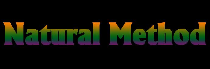 Natural Method